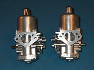 MG MGB SU HIF4 Carb Pair Rebuilt & Restored