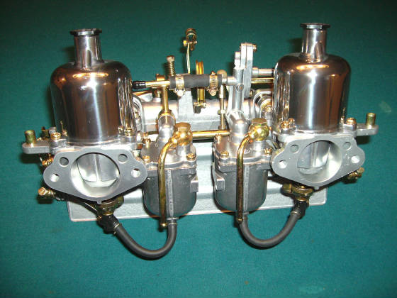 Datsun 160042mm Carb Setup